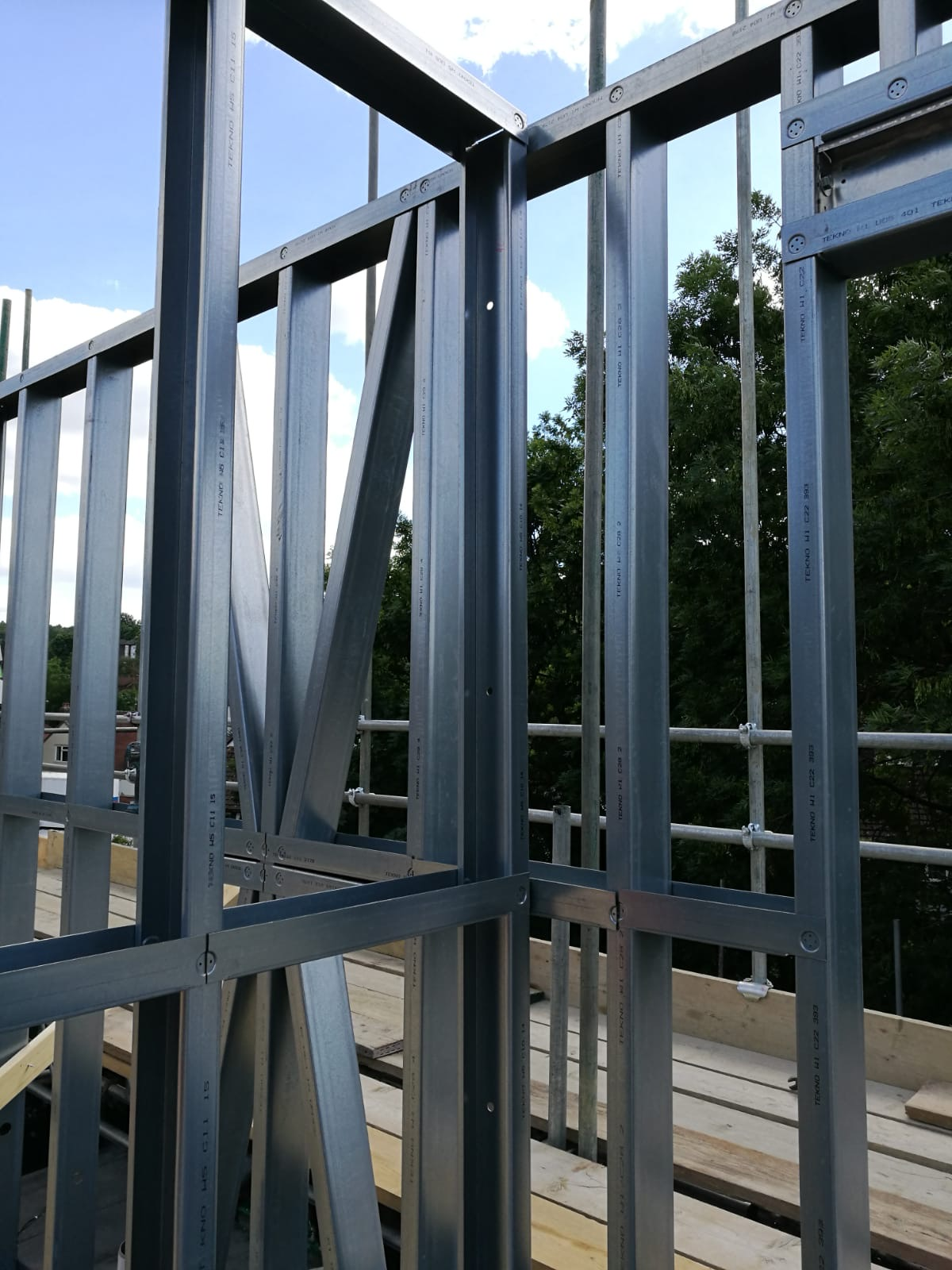 Steel Frame Systems (SFS)